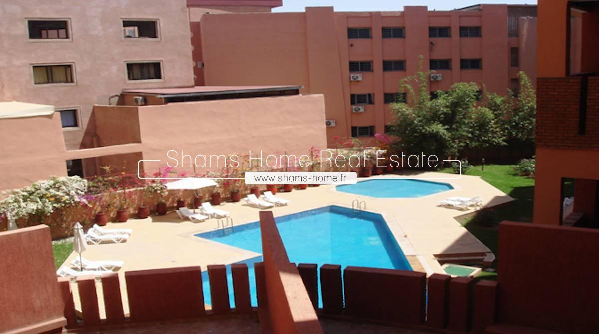 achat vente appartement marrakech appartement marrakech 3. Black Bedroom Furniture Sets. Home Design Ideas