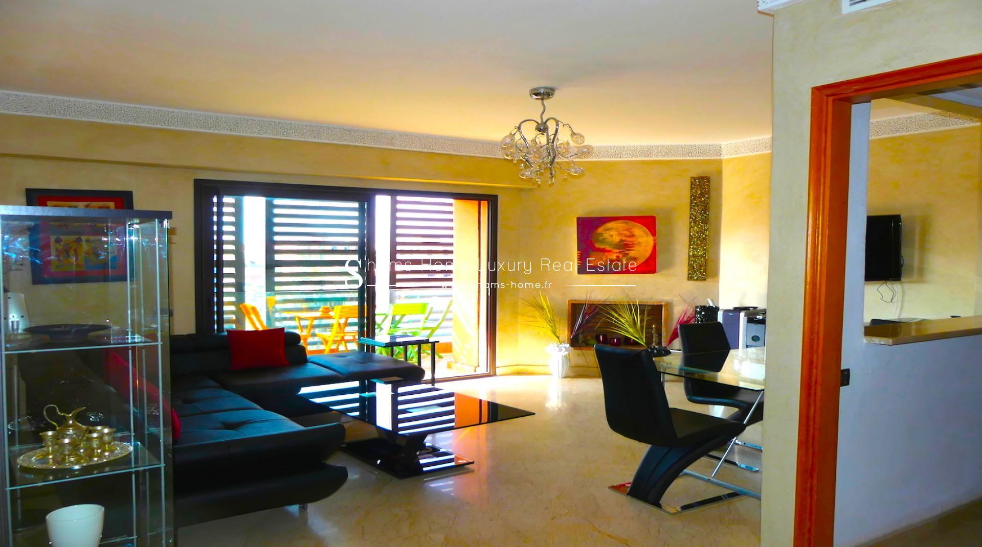 vente appartement de luxe
