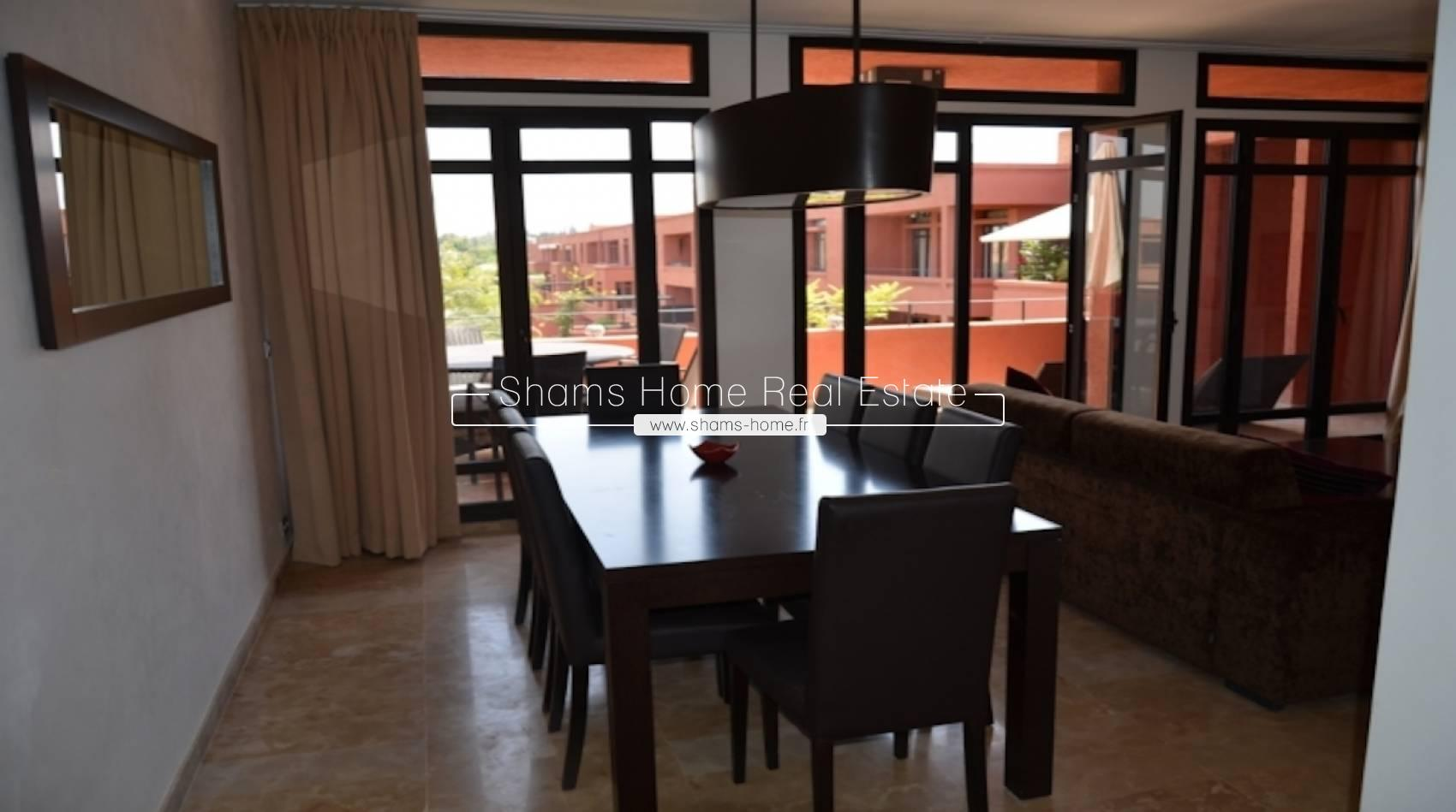 achat appartement de luxe marrakech amelkis r f v a 1544 shams home