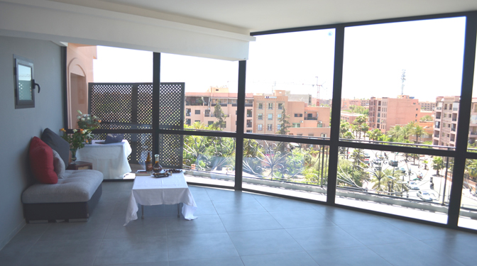 Vente appartement Marrakech