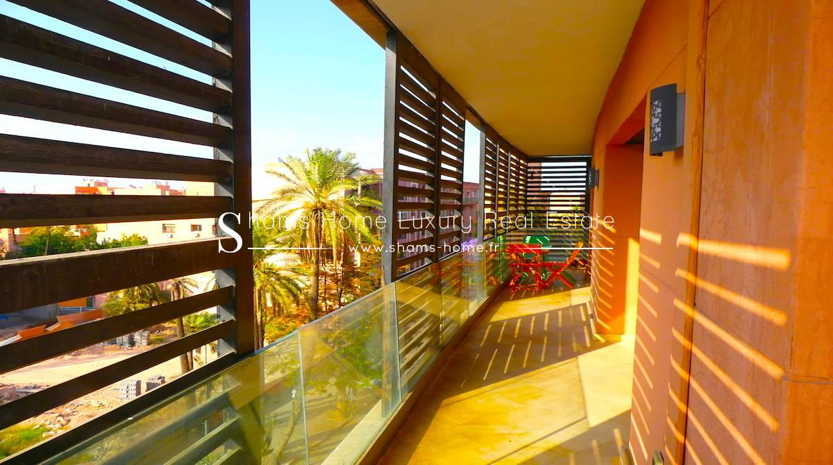Vente Appartement de Luxe Marrakech Plaza
