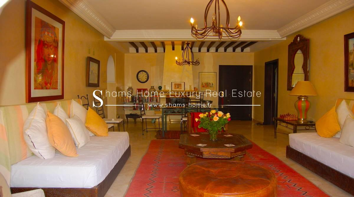 Vente Bel Appartement à Marrakech Guéliz