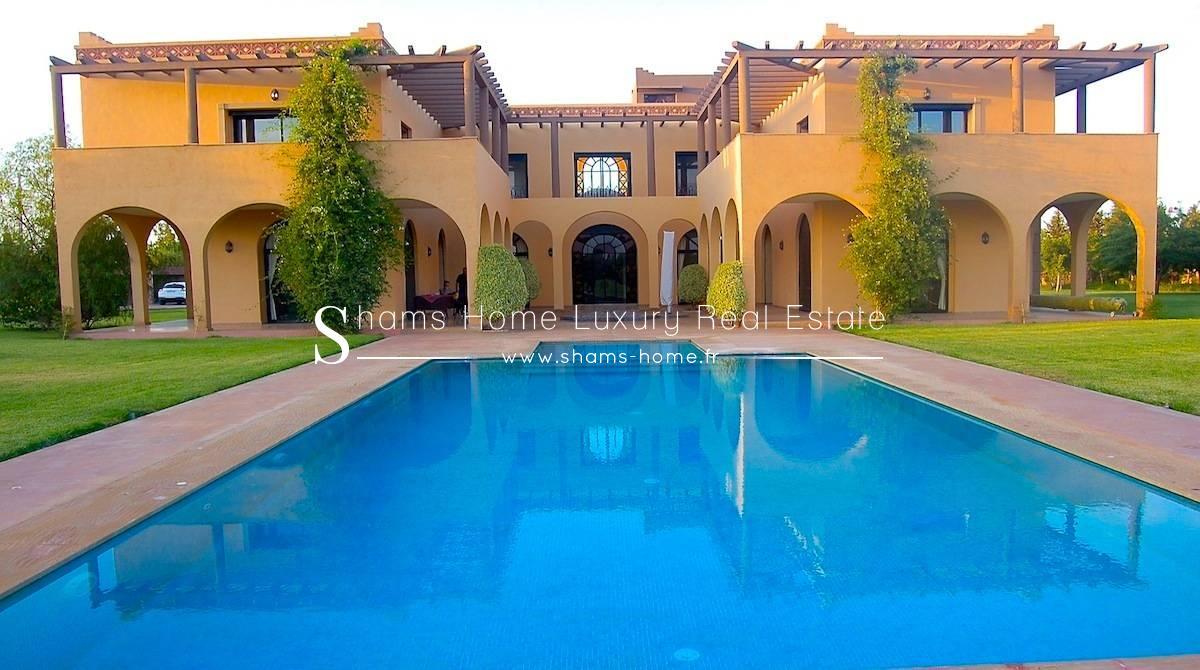 Villa a Vendre Marrakech   Vente et Achat Villa de Luxe Marrakech ...